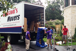 Spring TX Movers