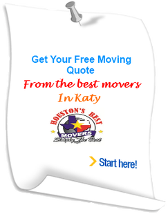 Katy Movers
